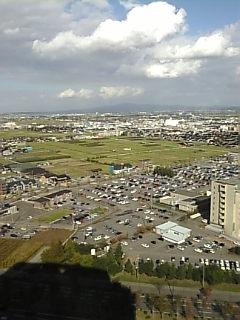 石川県庁展望台