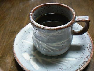 今日のカップ