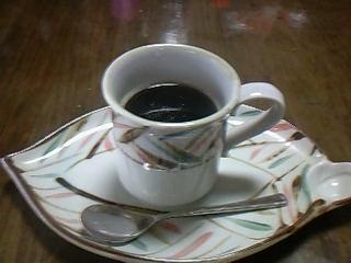 今日のコーヒーカップ